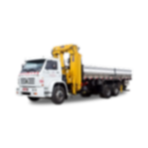 Caminhão Carroceria com Munck para coleta e transporte de resíduos indutriais perigosos ou não