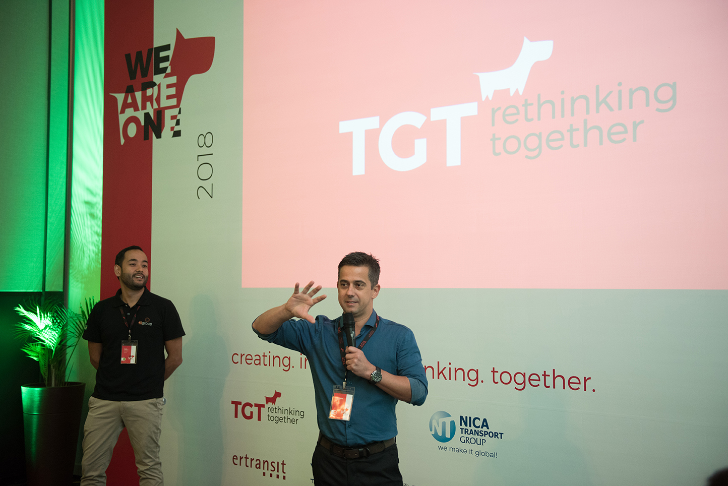 TGT Annual Meeting 2018