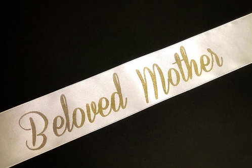 Customized Ribbon Banner