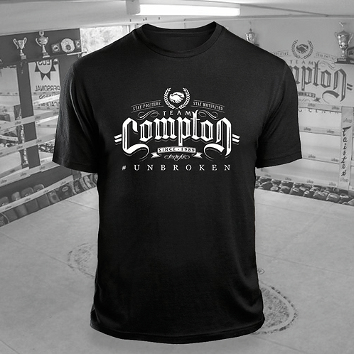 Team Compton Unbroken 2020 Supporters T-Shirt