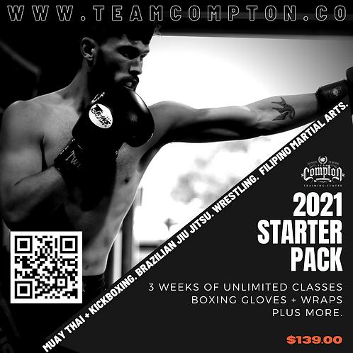 2021 STARTER PACK