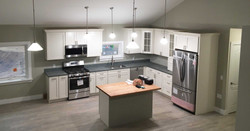 New Vermont kitchen