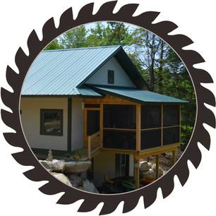 Full House Build - Bristol, VT