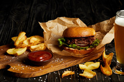 Resto Fast Food - Bar - Cafétéria