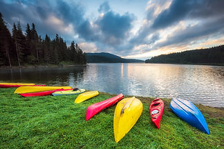 colorful-canoes-on-the-beach-GD6NTXS.jpg