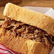 The BBQ Pork Sandwich