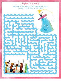 Wipeout Maze