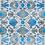 Thumbnail: TONAL IKAT, Scandinavian Blue