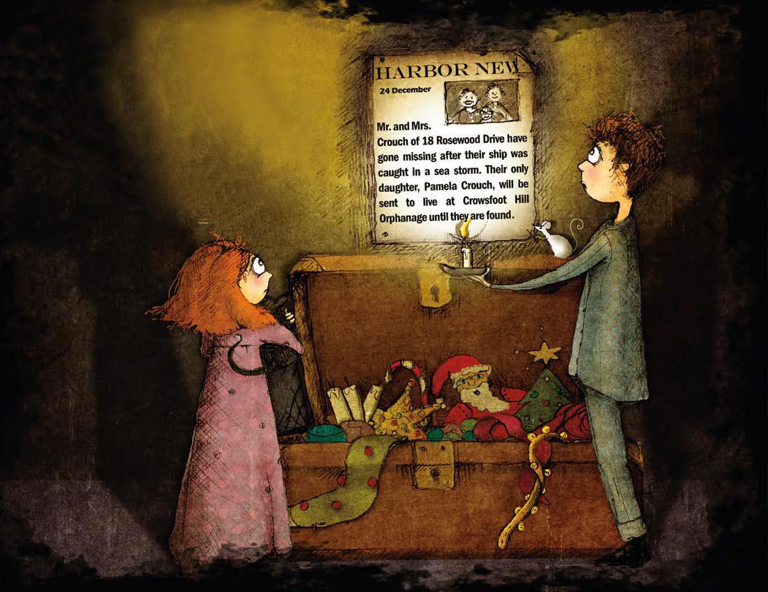 Cookie Treasure Box