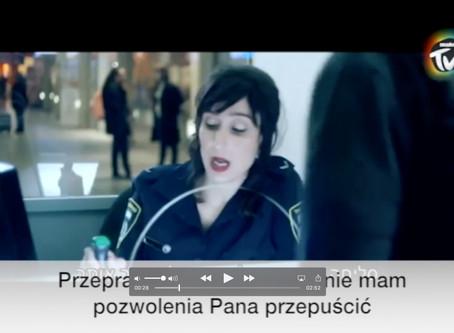 """Izraelska satyra z polskimi napisami - """"Równowaga demograficzna"""""""