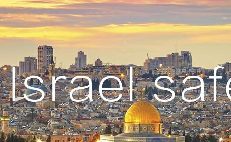 CZY W IZRAELU JEST BEZPIECZNIE?