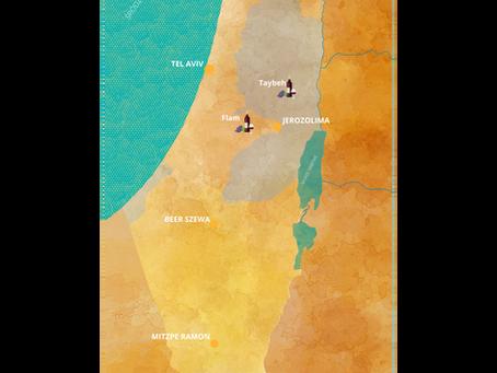 Slow tour – najlepsze winiarnie w Izraelu