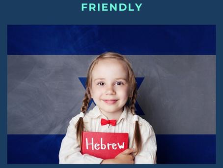 18 hebrajskich słów, dzięki którym pokochasz ten język