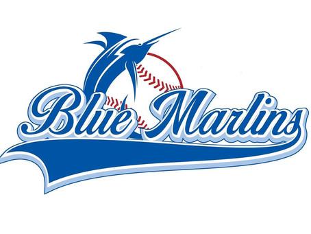 15/16U Blue Marlins Registered!
