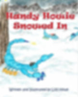 COVER REVEAL!!! Handy Howie Snowed In, m