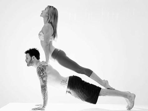 Partnerská jóga - neděle 7.1.2018 - 16:00 - 18:00 hod., Svitavy