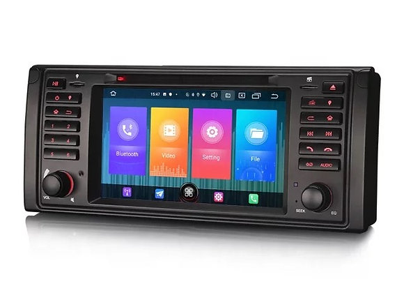 BMW E39 Android