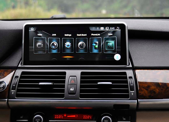 BMW E70 Android
