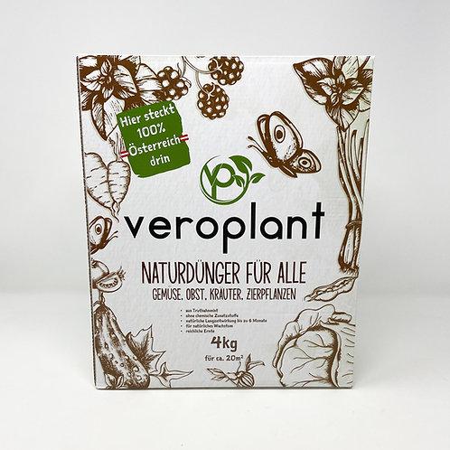 Veroplant Naturdünger - 4kg