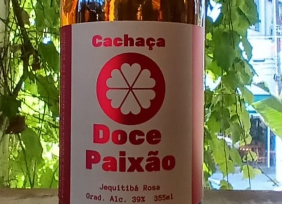 CACHAÇA DOCE PAIXÃO 355ML
