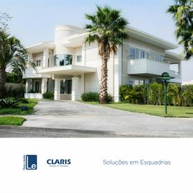 CLARIS ESQUADRIAS