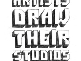 Artists Draw Their Studios