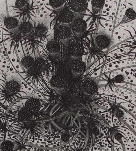 Hipkiss, 'Bulwark', detail