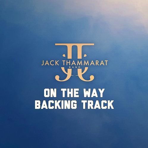 Jack Thammarat Band - On the Way (Backing Track) - Master 24bit 48khz