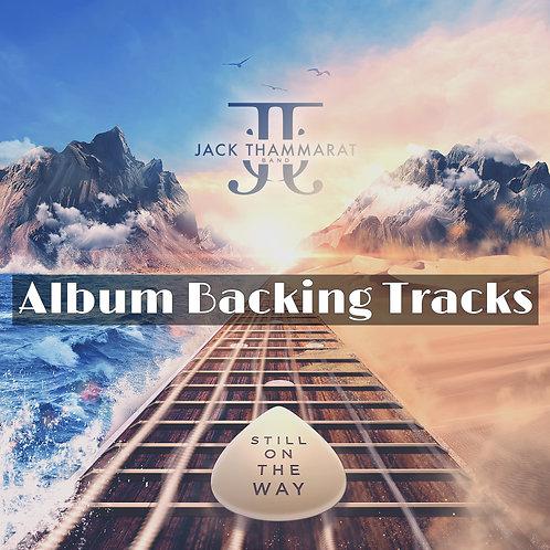 Jack Thammarat Band - Still On The Way (Album Backing Tracks) - Master24bit48khz