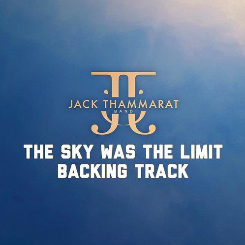 Jack Thammarat Band - The Sky Was the Limit (Backing Track) - Master 24bit 48k