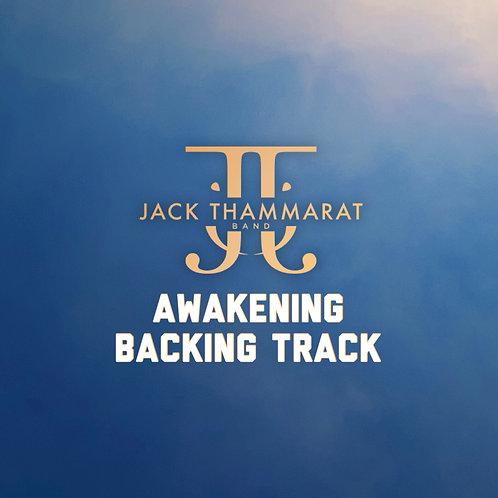 Jack Thammarat Band - Awakening (Backing Track) - Master 24bit 48k