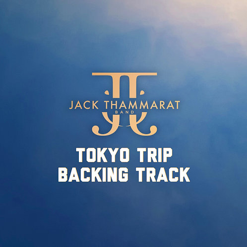 Jack Thammarat Band - Tokyo Trip (Backing Track) - Master 24bit 48khz