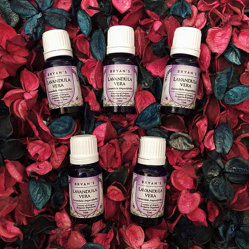 Bryan's Essential Oils: Lavandula Vera