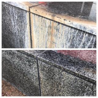 Exterior Polished Granite