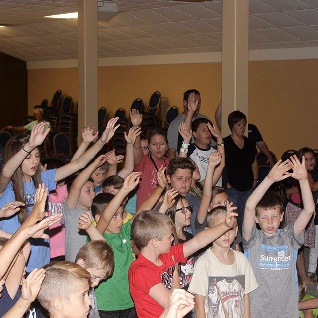 The Move Of God On Our Kids