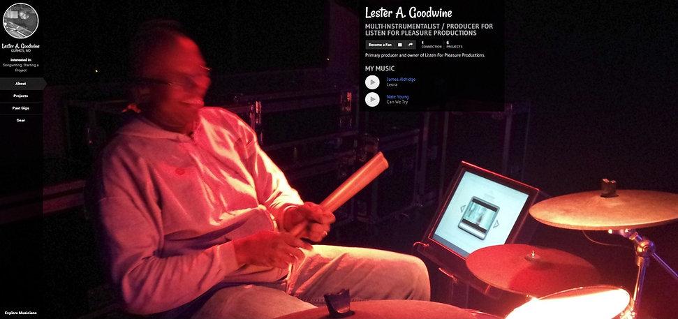 Les Goodwine - Multi-Instrumentalist