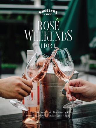 Rose Weekends