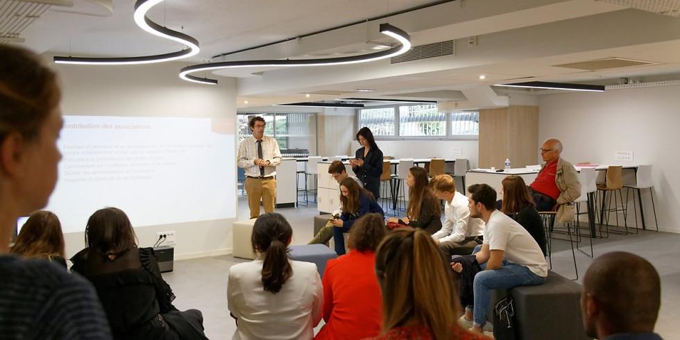 Innovation Pédagogique en Droit - les rendez-vous