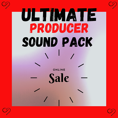 Ultimate Producer Sound Pack