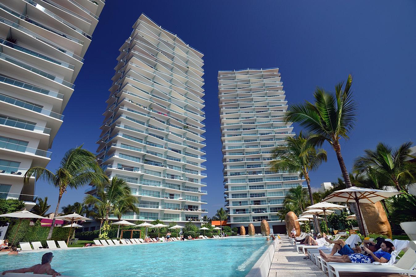 Icon Vallarta Luxury Condo Rentals And Sales