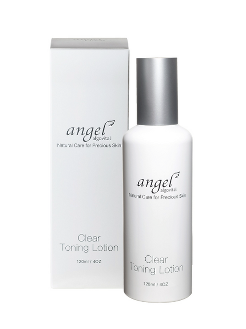 ALGOVITAL ANGEL CLEAR TONING LOTION - 120ML