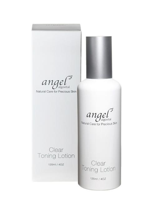 ALGOVITAL ANGEL CLEAR TONING LOTION - 120ML