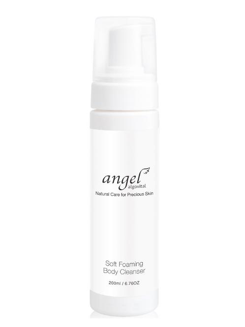 ALGOVITAL ANGEL SOFT FOAMING BODY CLEANSER - 200ML