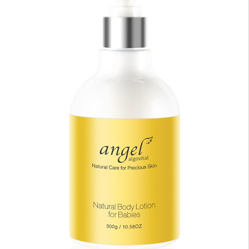 ALGOVITAL ANGEL NATURAL BODY LOTION FOR BABIES