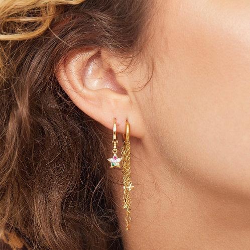 Earrings Galaxy