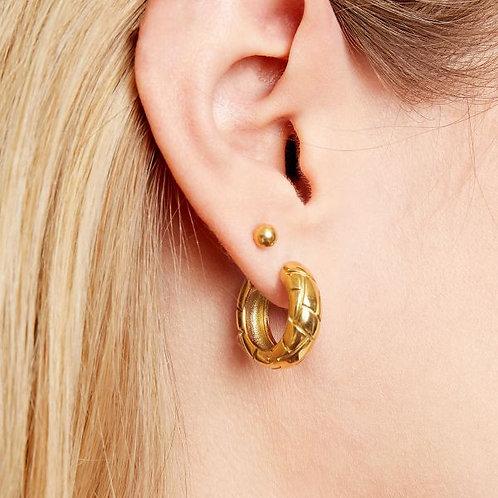 Earrings Tire