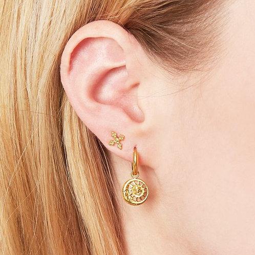Earrings Sunny Side Up