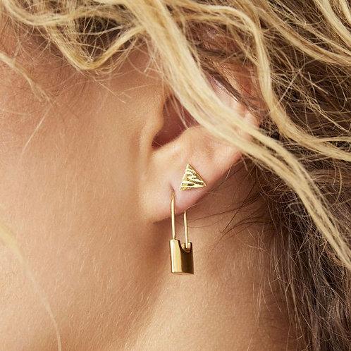 Earrings Behind Bars