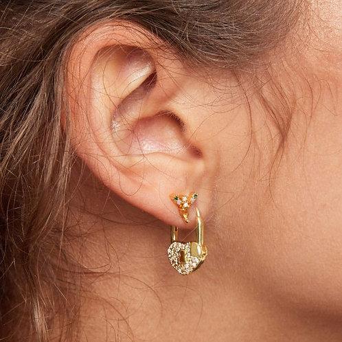 Earrings Forbidden Love