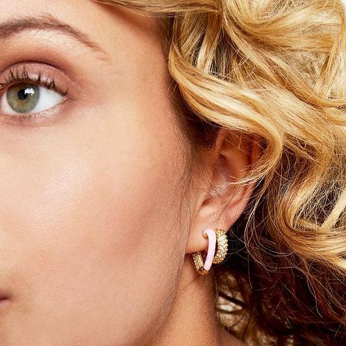 Earrings Love me!